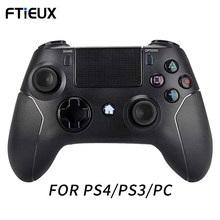 Bluetooth Wireless Gamepad for PS4 PS3 Games Controller Double Vibration Joystick Gamepads for PC Sony Playstation 4 PS4 Console
