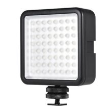 Led 64 Usb Continuous on Camera Led Panel Light Portable Mini Dimmable Camcorder Video Lighting for Canon Nikon Sony A7 Panaso