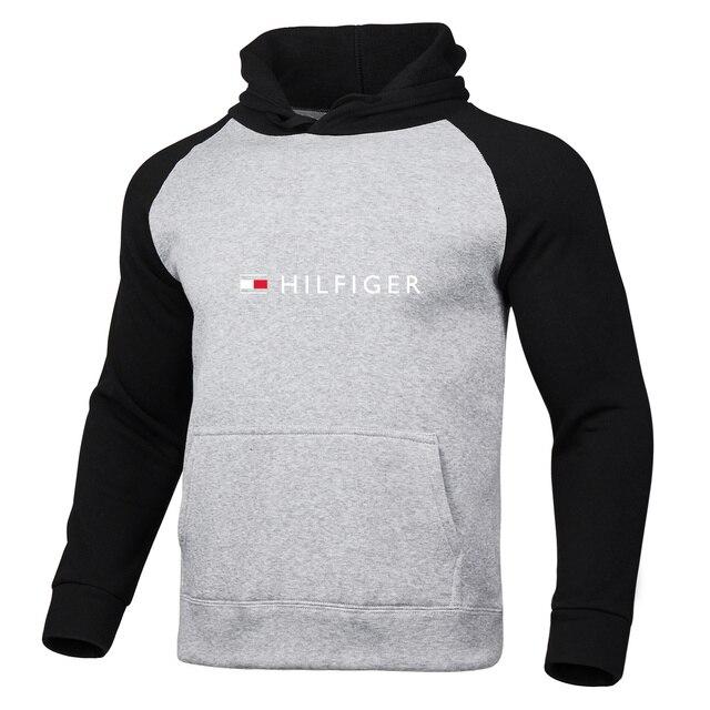 Men and women hoodie sweatshirt street sportswear high-end fashion pullover casual 2021 4
