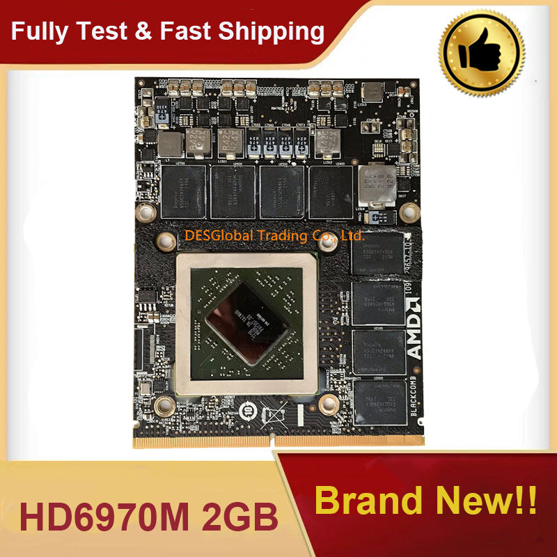Brand New HD 6970M HD6970 Hd6970m 2GB VGA Video Graphics Card For Apple IMac 27