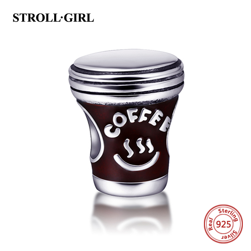 2019 925 Sterling Silver Fit Personalized Original Pandora Bracelets Kettle Set Charm Beads Jewelry Making For Women Gifts