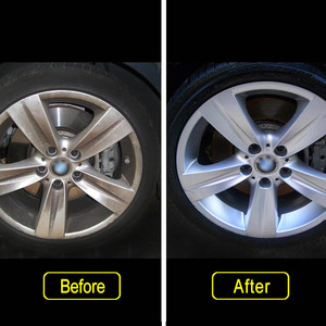 Image 5 - Car Rim Hub Washing and Cleaning Car Rims Care Cleaner Wheel Coating Car Motorcycle Brake and Chain Cleaner Bicycle Rim Cleaning