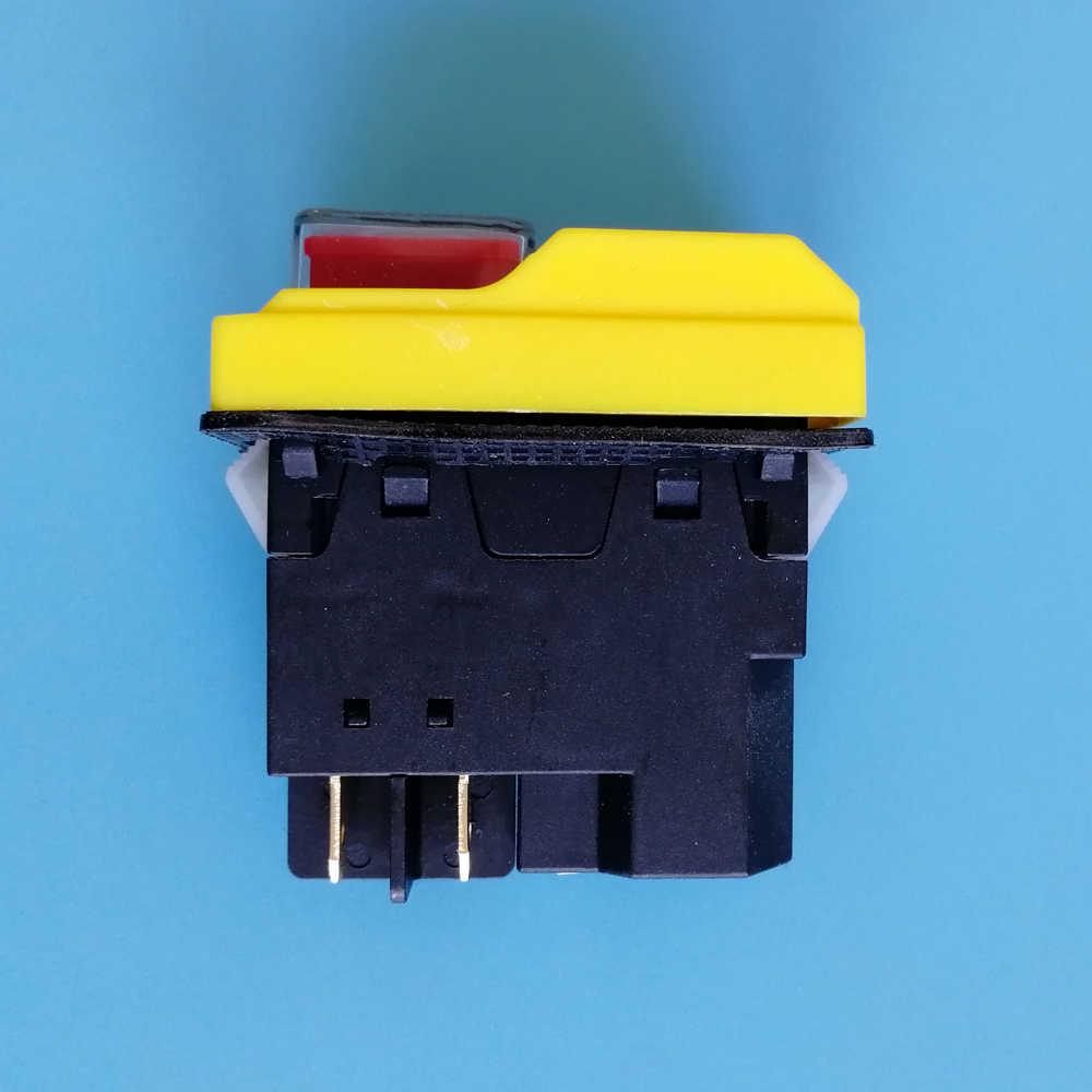Interruptor del motor máquinas interruptor dispositivos de sonda interruptores con leuchtmelder 230 voltios