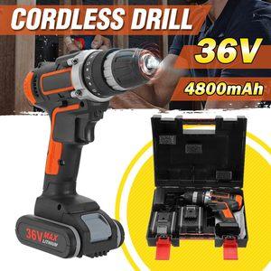 36V Cordless Electric Screwdri