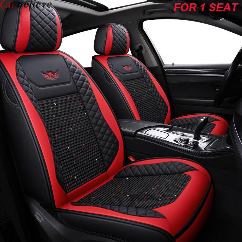 1 PCS car seat cover For bmw x3 f25 x1 e84 e83 g30 x6 e71 e70 f34 x5 f15 x6 f16 f10 f11 116i accessories seat covers for cars