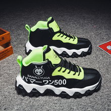 2020 Men Shoes Casual Luxury Brand High Top