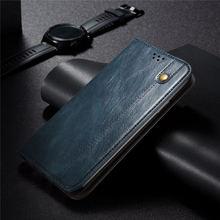Redmi Note 9T T9 Luxury Case For Xiaomi Redmi Note 9S 9 S Retro Flip Leather Wallet Case Redmi Note 9 Pro Max Stand Cover