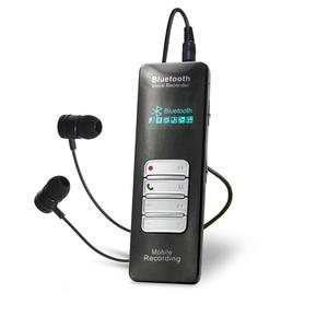 Image 4 - Bluetooth קול מקליט נייד טלפון הקלטת שיחת קול הפעלת VOX VOS סיסמא הגנה MP3 לשחק