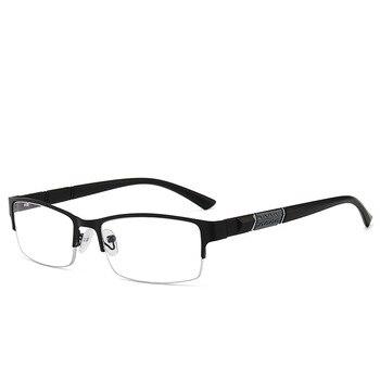-1 -1.5 -2 -2.5 -3 -3.5 -4 -4.5 قصر النظر النظارات الرجال الرجعية إطار معدني مربع الطلاب قصر النظر النظارات الإطار للمرأة 2020 4