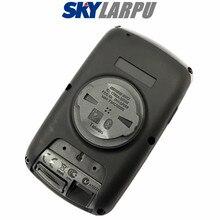 الأصلي الأسود الخلفي غطاء ل GARMIN حافة 810 دراجة سرعة متر إصلاح عودة قذيفة المتكلم بطاقة SD تهمة موصل