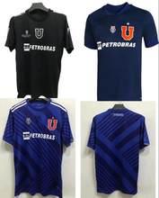 Camisa de la Universidad de Chile, camisa de la tercera GUERRA de henarquez, RIQUELME, Montillo, ARANGUIZ, LARRIVEY, casa, fuera, 2020- 21, nueva