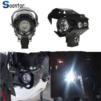 Reflektor motocyklowy LED reflektor lampy przeciwmgielnej reflektor dla YAMAHA trofeum SE TT 600 FZR 600 FZR 600R 400 RR RRSP FZ600 na