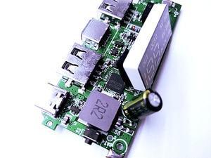 Image 3 - QC3.0 PD 18 Вт Быстрая зарядка материнская плата многопротокольный IP5328 ГБ ядро умная Быстрая Зарядка Внешний аккумулятор 12 В усилитель плата