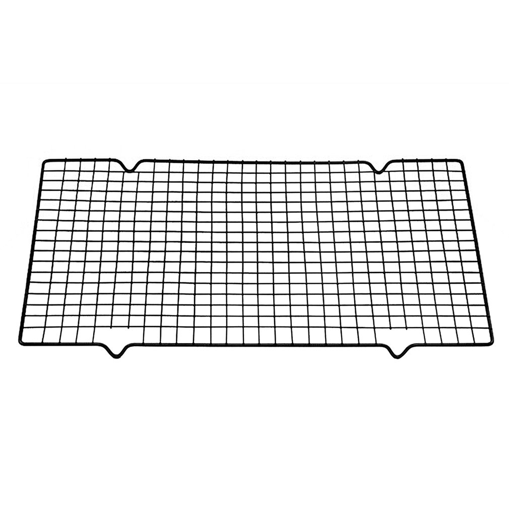 Home Kitchen Baking Accessories Easy Clean Nonstick Cooling Rack Mesh Grid Baking Cookie Biscuit Cake Drying Stand