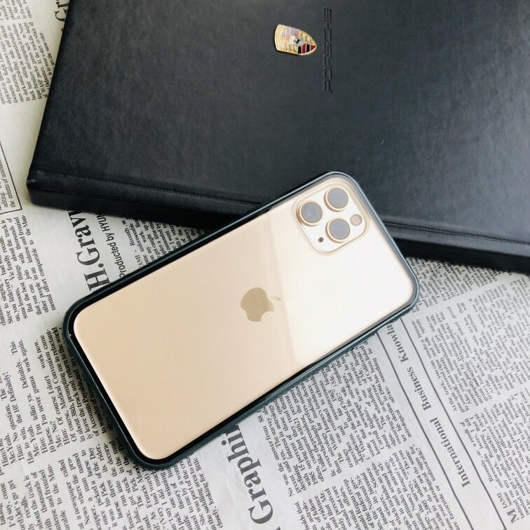 New Upgraded - Front + Back 360 Protection iPhone cover, Luxurious look to your iPhone photo review