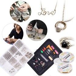 Наборы инструментов для изготовления ювелирных изделий фурнитура для аксессуаров для ожерелья браслеты DIY