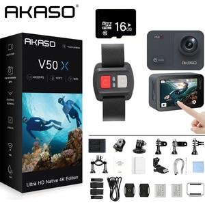 AKASO V50X Native 4K30fps WiFi