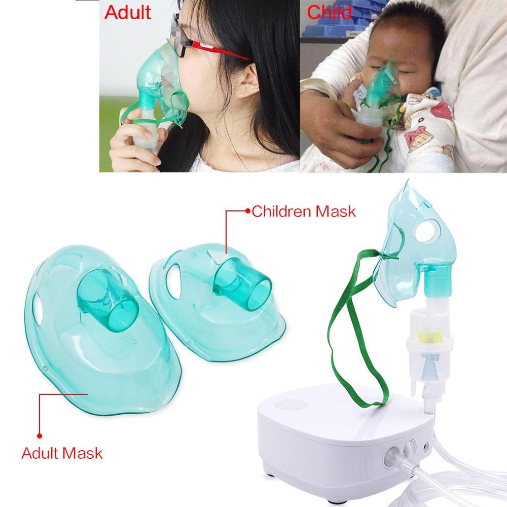 Image 3 - 1 Set Mini Portable Air Compresser Nebulizer Inhaler Medication  Kit Mini Home Adult Child Kids Steaming Device Medical  EquipmentSteaming Devices