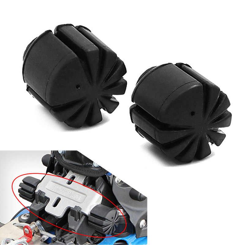 الأسود المطاط رايدر مقعد تخفيض عدة للحصول على BMW R1200GS LC 2013-2019 2014 R 1200 GS ADV R1200 GS ل BMW R1250 GS RT S1000 XR
