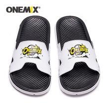 ONEMIX sandales de plage pour hommes ou femmes, pantoufles, intérieur ou extérieur, pour pataugeoire, sandales décontractées, nouveauté, chaussures plates