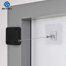 BETOCI fermeture de porte automatique polyvalent sans poinçon porte autocollant Installation 500g-800g Tension fermeture dispositif matériel de meubles