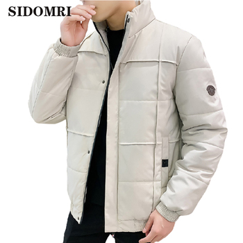 Autumn and winter mens cotton jacket new Mens Cotton Padded  coat warm fashion clothing