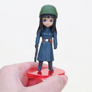 Image 5 - 6pcs/set 6cm Dragon ball Acion Figure Son Goku Black Trunks Zamasu Model PVC Action Figure Toy Christmas