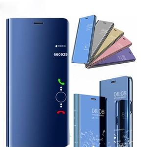 Mi étui de téléphone pour xiaomi mi a3 support en cuir couverture de livre à rabat mi a3 a 3 3a mi a3 smart view coque antichoc fundas