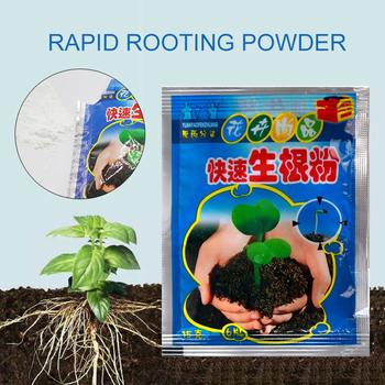 Rooting Powder Hormone Root Seedling Germination Growth Garden Plant Fast Grow Flower Powder Flower Seeds Plant Fertilizer TSLM1 image