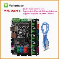 MKS SGEN L 32 bit motherboard SGEN_L Smoothieboard kompatibel Smoothieware Marlin 2,0 ähnliche BIQU BIGTREETECH SKR V1.3 bord