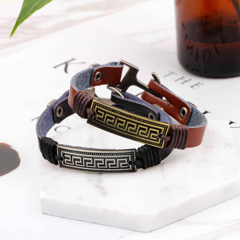 Metalowe zwierząt bransoletka bransoletki biżuteria ze stopu hurtownie moda Lizard pani skórzana bransoletka urocze dla mężczyzn biżuteria akcesoria