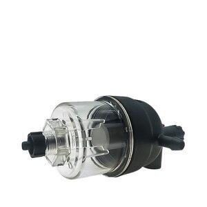Image 4 - Filtre séparateur deau de carburant, moteur série 130306380/400 pour Perkins