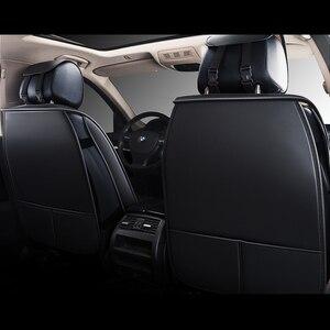 HeXinYan универсальный чехол для автомобильных сидений для Toyota все модели rav4 wish land cruiser mark auris prius camry corolla crown prado