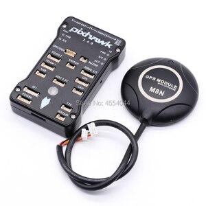 Image 3 - Pixhawk PX4 PIX 2.4.8 32 ビットフライトコントローラー付/4 グラム SD M8N GPS + 433/915 433mhz の 100 Mw ラジオテレメトリ + + I2C + PPM + xt60 電源モジュール