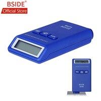BSIDE CCT02 Мини цифровой датчик толщины покрытия автомобильный тестер краски F/N зонд 2000um/78,7 mils с ЖК-дисплеем