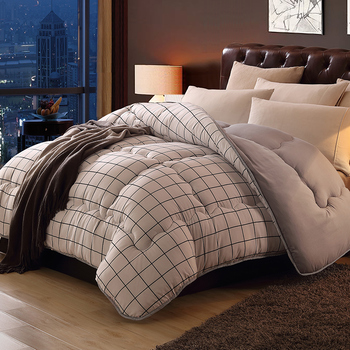 New Design Down Duvet 3d Quilted Quilt King Queen Twin Full Double Size Comforter Winter Thick Blanket Bedding Filler