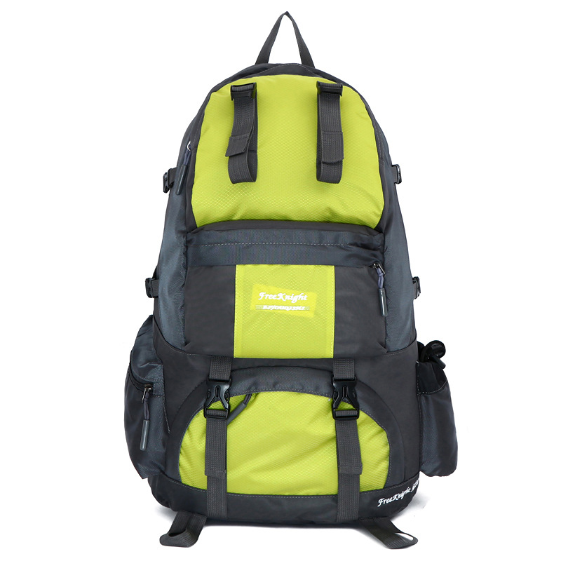 Backpack 2019 New Style Outdoor Travel Large Capacity Mountaineering Bag 50L Waterproof Gymnastic Valise Customizable