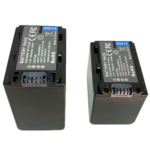 Battery Pack + Charger for Sony NP-FV70, NP-FV70A, NP-FV100, NP-FV100A InfoLithium V Series