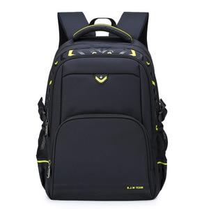 Image 4 - 2019 Children Orthopedics School Bags Kids Backpack In Primary Schoolbag For Girls Boys Waterproof Backpacks mochila infantil