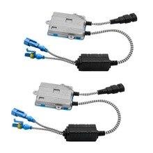 цена на Safego AC 12V 35W Hid Xenon Ballast HID Slim Digital Ballast Canbus Error Free H7 H4 H1 H3 H11 9005 9006 Xenon Bulbs Ballast