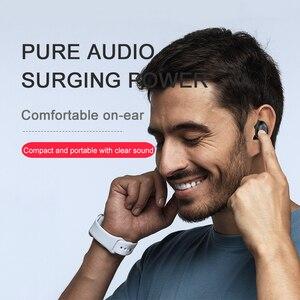 Image 5 - سماعة رأس لاسلكية FLUXMOB AIR 3 TWS ، سماعة رأس رياضية صغيرة مزودة بتقنية Bluetooth 5.0 مع صندوق شحن للهواتف الذكية xiaomi samsung