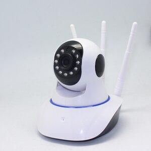 Image 3 - 1080P HD IP камера Wifi Беспроводная охранная сигнализация камера с качающейся головкой Поддержка Android IOS APP 2 года гарантии домашняя охранная сигнализация