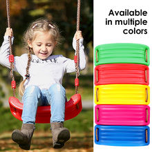 Outdoor Swing Toys for Children Indoor Swing Rope Seat Molded For Kids Enjoy Flowers Birdsong Garden Toy Swings Hot Sell cheap Peradix CN(Origin) Plastic In-Stock Items Child s swing 0-12 Months 13-24 Months 2-4 Years 5-7 Years 8-11 Years 12-15 Years
