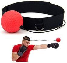 Профессиональный Боксерский мяч для тренировки реакции оборудования
