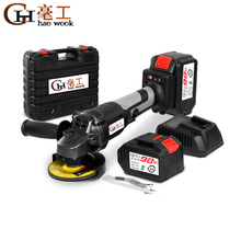 Grinding-Machine Angle-Grinder Electric Cordless Cutting Home Lithium-Ion 20V for DIY