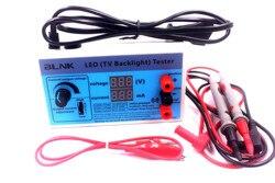 Testador de led com tomada da ue ac 220v, testador de luz de fundo com tela lcd tv, testador de luz de fundo para lâmpada, placa de led testador de luz