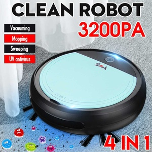 4 in 1 3200pa Smart Robot USB