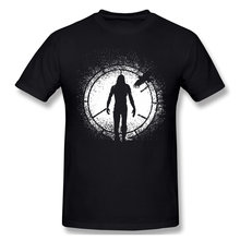 Alta Qualidade Streetwear Algodão T-shirt Corvo Brandon Lee A Chuva Cidade Escura John Murdoch Inspector Bumstead Frank Suspense Filme