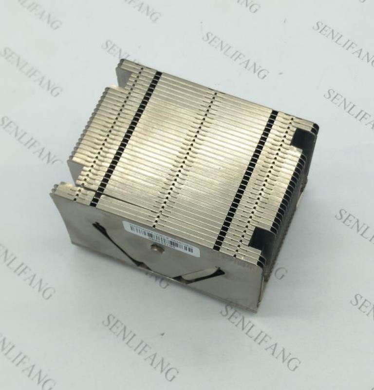 SNK-P0048PS X9 X10 2U Passive CPU Cooler Narrow ILM LGA2011 2U Passive Heatsink For Sockets LGA 2011 For Server CPU Heatsink