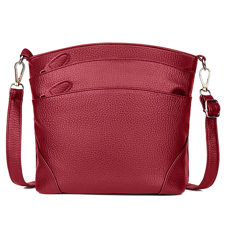Solid Summer Fashion Messenger Bags Women Single Shoulder Bag Lady Casual Crossbody Bag Female Small Bolsa Feminina Travel Bags